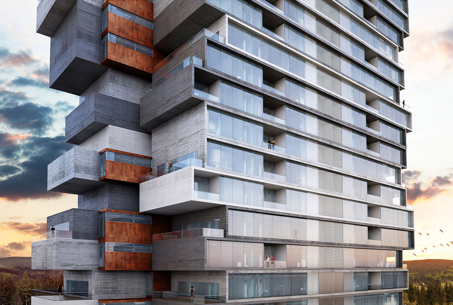 BEST HIGH-RISE ARCHITECTURE MEXICO