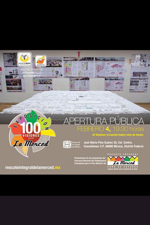 100 Visiones por La Merced